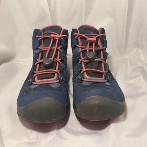 Keen | Girls Big Kids Zorb Waterproof Boots